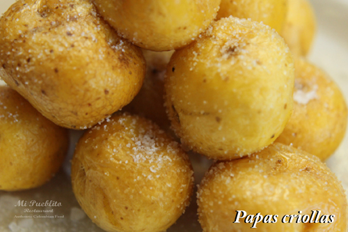 Fried Papas Criollas (Colombian-style Creamy Fried Potatoes) Recipe ...